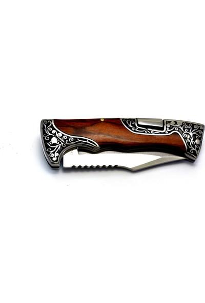 Columbia A3157-C Full Rivet Knife