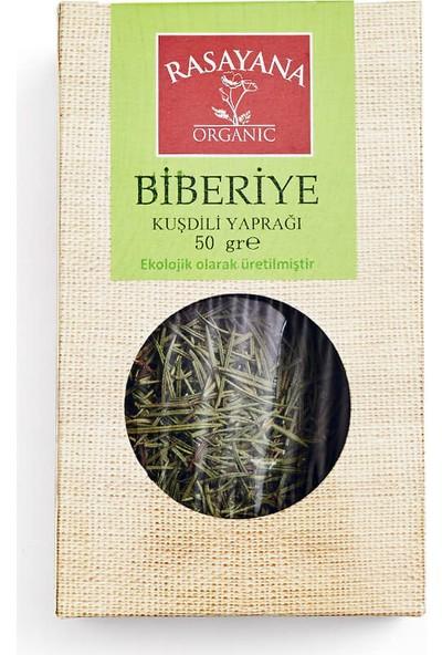 Rasayana Organik Biberiye (Kuşdili) Yaprağı Çayı 50 Gr.