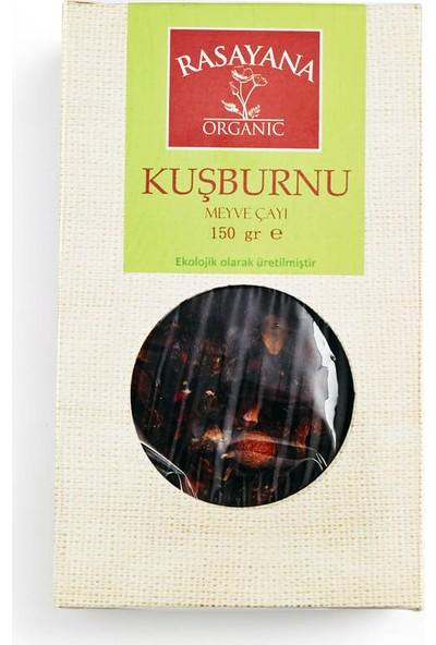 Rasayana Organik Kuşburnu Meyve Çayı 150 Gr.
