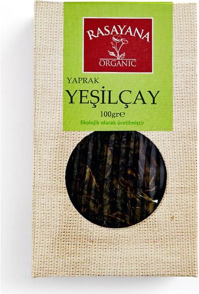 Rasayana Organik Yeşil Çay 100 Gr.
