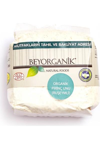 Beyorganik Organik Pirinç Unu - Ruşeymli 350 Gr.
