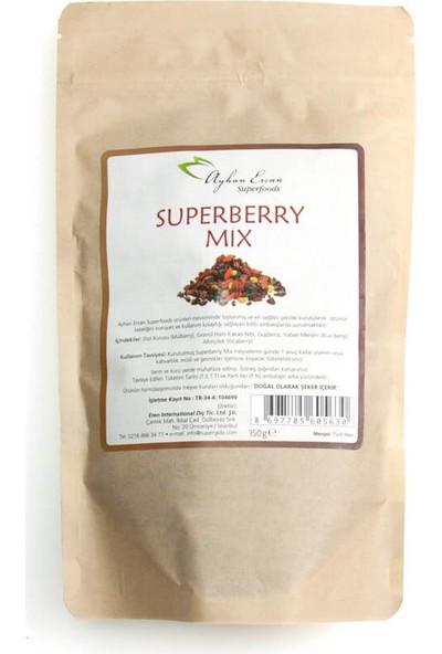 Ayhan Ercan Superberry Mix 150 Gr.