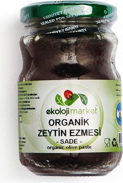 Ekoloji Market Organik Sade Zeytin Ezmesi 190 Gr.