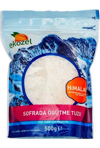 Ekozel Himalaya Tuzu - Kalın 500 Gr.