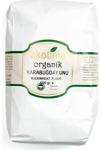 Ekotime Organik Karabuğday Unu 1 Kg.