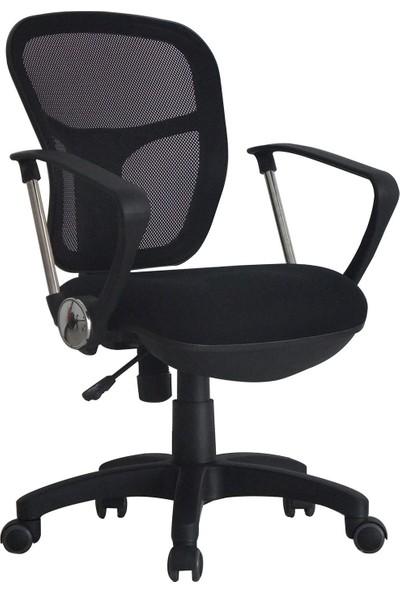 Adore Comfort Ultra Ofis Sandalyesi - Siyah VLT-034-FS-1