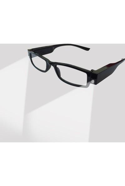 Petrix Ledli Okuma Gözlüğü - Numarasız