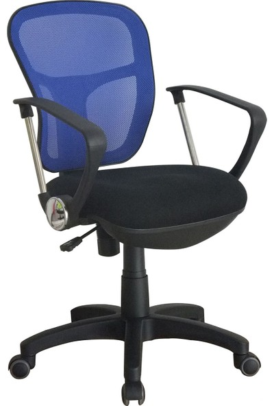 Adore Comfort Ultra Ofis Sandalyesi - Mavi VLT-034-FM-1