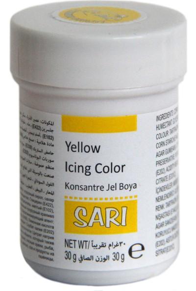 Dr Gusto Dr Gusto Jel Gıda Boyası Sarı (30 gr)