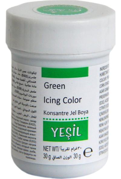 Dr Gusto Dr Gusto Jel Gıda Boyası Yeşil (30 gr)