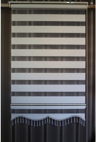 Techstor Avanos Serisi Krem Zebra 40 x 200 cm