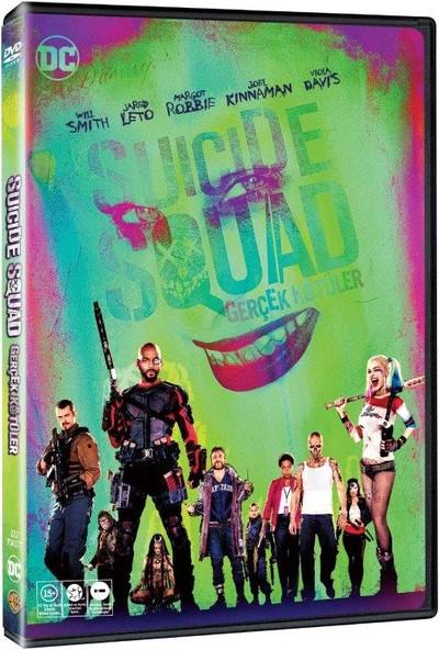 Suicide Squad: Gerçek Kötüler (Dvd)