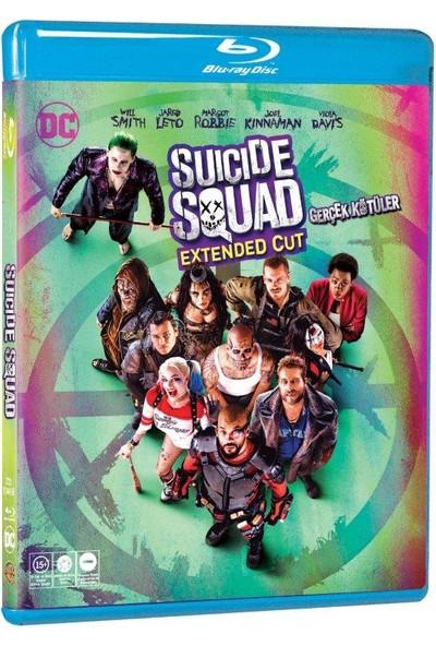 Suicide Squad: Gerçek Kötüler Uzatılmış Versiyon (Blu-Ray Disc)