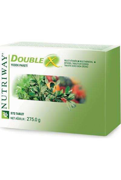 Amway Nutriway Double X Yedek Paket (62 Günlük Yedek Ürün) 372 Tablet