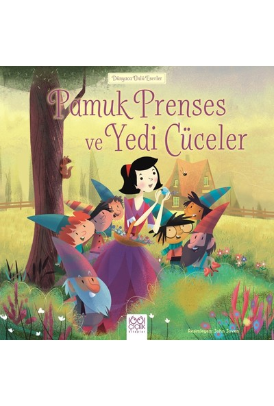 Pamuk Prenses Ve Yedi Cüceler - Lesley Sims
