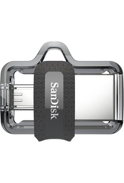SanDisk Ultra Dual Drive 128GB OTG M3.0 Usb Bellek SDDD3-128G-G46