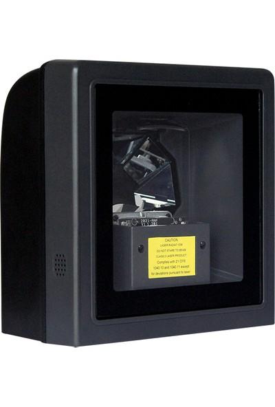 Palmx XL-2000 Çok Yönlü Lazer Barkod Okuyucu