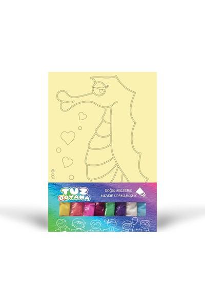 Deniz Atı Tuz Boyama KB-007