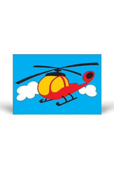 Helikopter Tuz Boyama KB-010