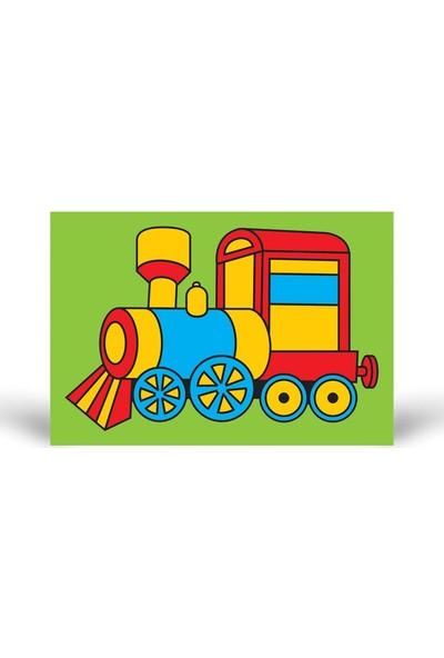 Tren Tuz Boyama KB-103