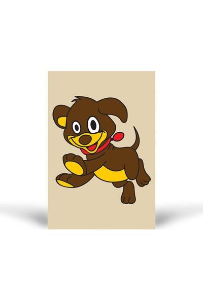 Köpek Tuz Boyama KB-012