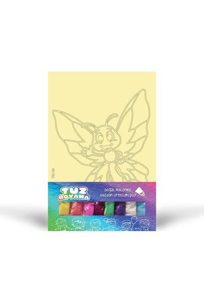 Kelebek Tuz Boyama KB-082