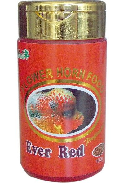 Aım Flower Horn Fish Food 100 G M