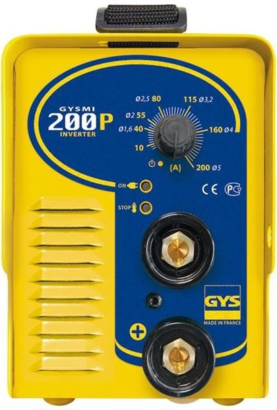 Gys GYSMI 200P İnvertör Kaynak Makinesi 200A