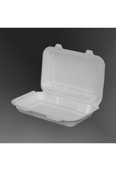 Aypack Köpük Tabak Sandwich Kabı 36/D 125 Adet