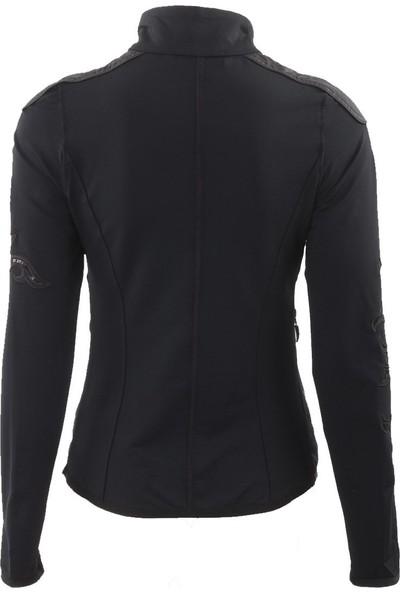 Emmegi - Katja/P Woman Jacket T0 Kadın Sweatshirt (Black) Siyah