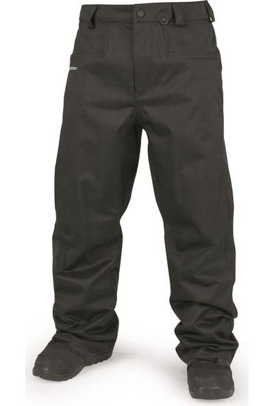 Volcom Carbon Snowboard Pantolonu - Siyah