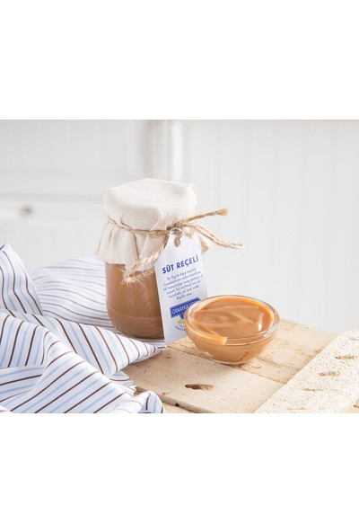 Çanakkaleden Süt Reçeli 220 Gr