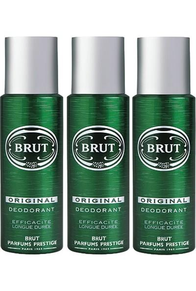 Brut Original 200 Ml Erkek Deodorant