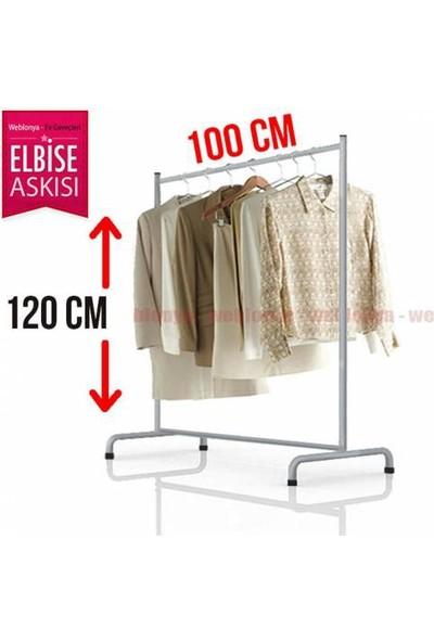 Weblonya Elbise Askısı Ayaklı Askılık