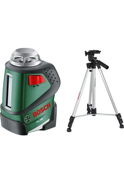 Bosch Pll 360 Set Düzlemsel Hizalama Lazeri 20 Metre