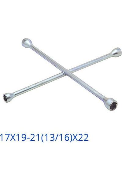 İzeltaş İstavroz Anahtar 17X19-21(13/16)X22