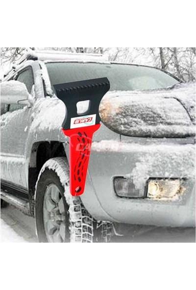 Carub Buz Kazıyıcısı Kırmızı