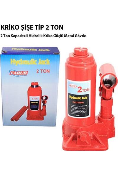 Nettedarikcisi Hidrolik Kriko Şişe Tip 2 Ton