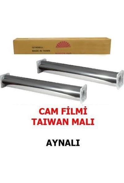 Nettedarikcisi Cam Filmi Normal Aynalı 75Cm * 60M