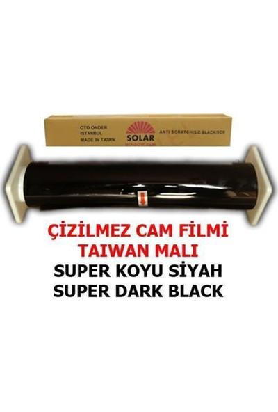 Nettedarikcisi Cam Filmi Çizilmez %05 Süper Koyu Siyah ( Super Dark Black ) 75Cm * 60M
