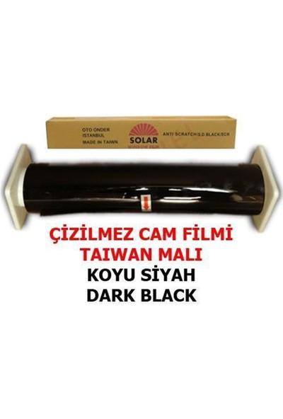 Nettedarikcisi Cam Filmi Çizilmez %15 Koyu Siyah ( Dark Black ) 100Cm * 60M