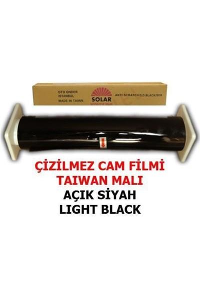 Nettedarikcisi Cam Filmi Çizilmez %35 Açık Siyah ( Light Black ) 100Cm * 60M