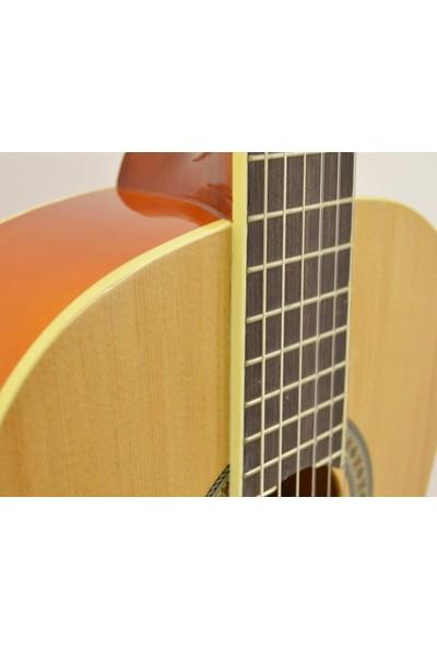 Nevada Klasik Gitar AC-965N2 Ladin Kapak Naturel