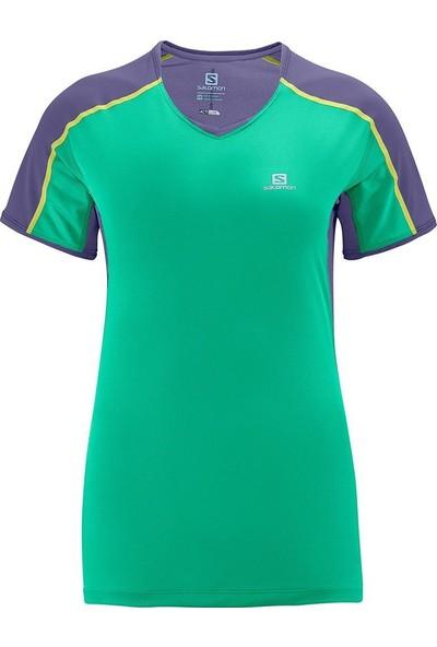 Salomon Trail Runner Tee Kadın Tshirt