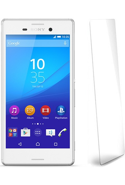 Fuqqa Sony Xperia M4 Aqua Ekran Koruyucu Filmi