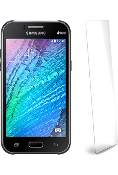 Fuqqa Samsung Galaxy J1 Ekran Koruyucu Filmi