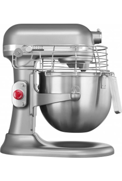 KitchenAid Mikser Profesyonel Gümüş 6,9 lt