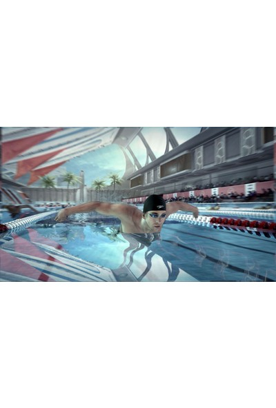 Michael Phelps Push The Limit Xbox 360