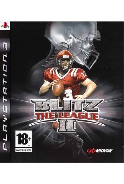 Blitz Theleague2 Ps3