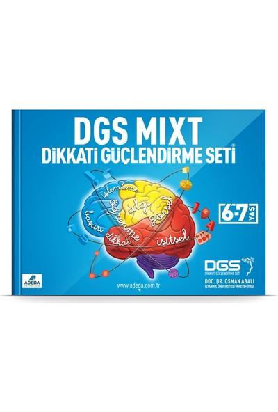 Dikkati Güçlendirme Seti Mixt 6-7 Yaş - Osman Abalı